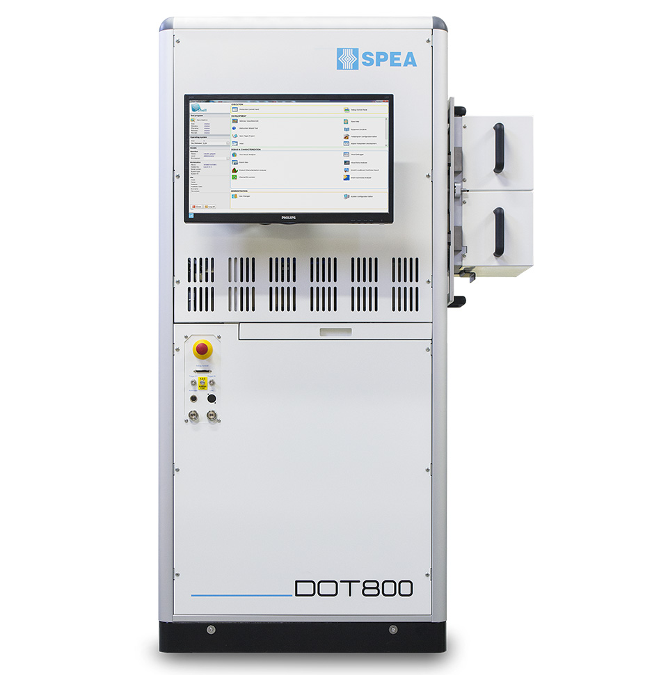 SPEA DOT800T Power Semiconductor Tester