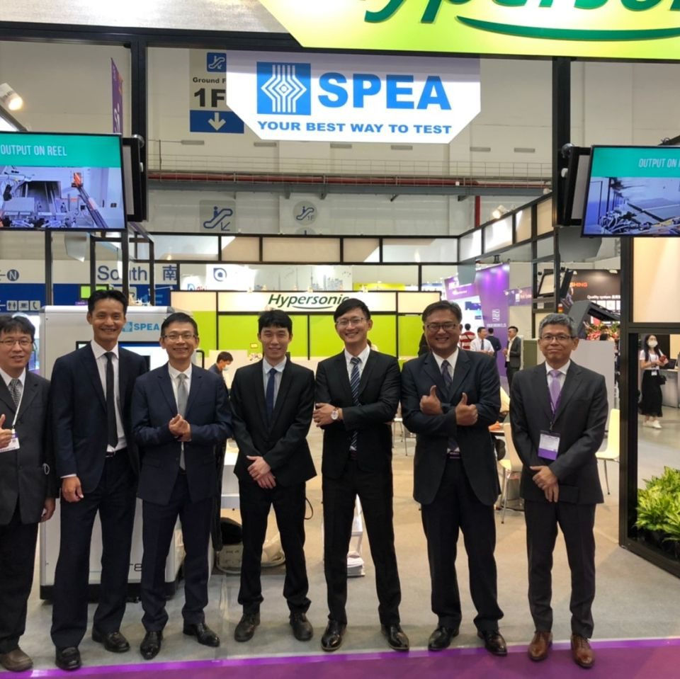 SPEA at SEMICON Taiwan 2020
