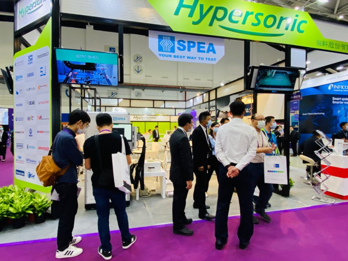SPEA at SEMICON Taiwan 2020