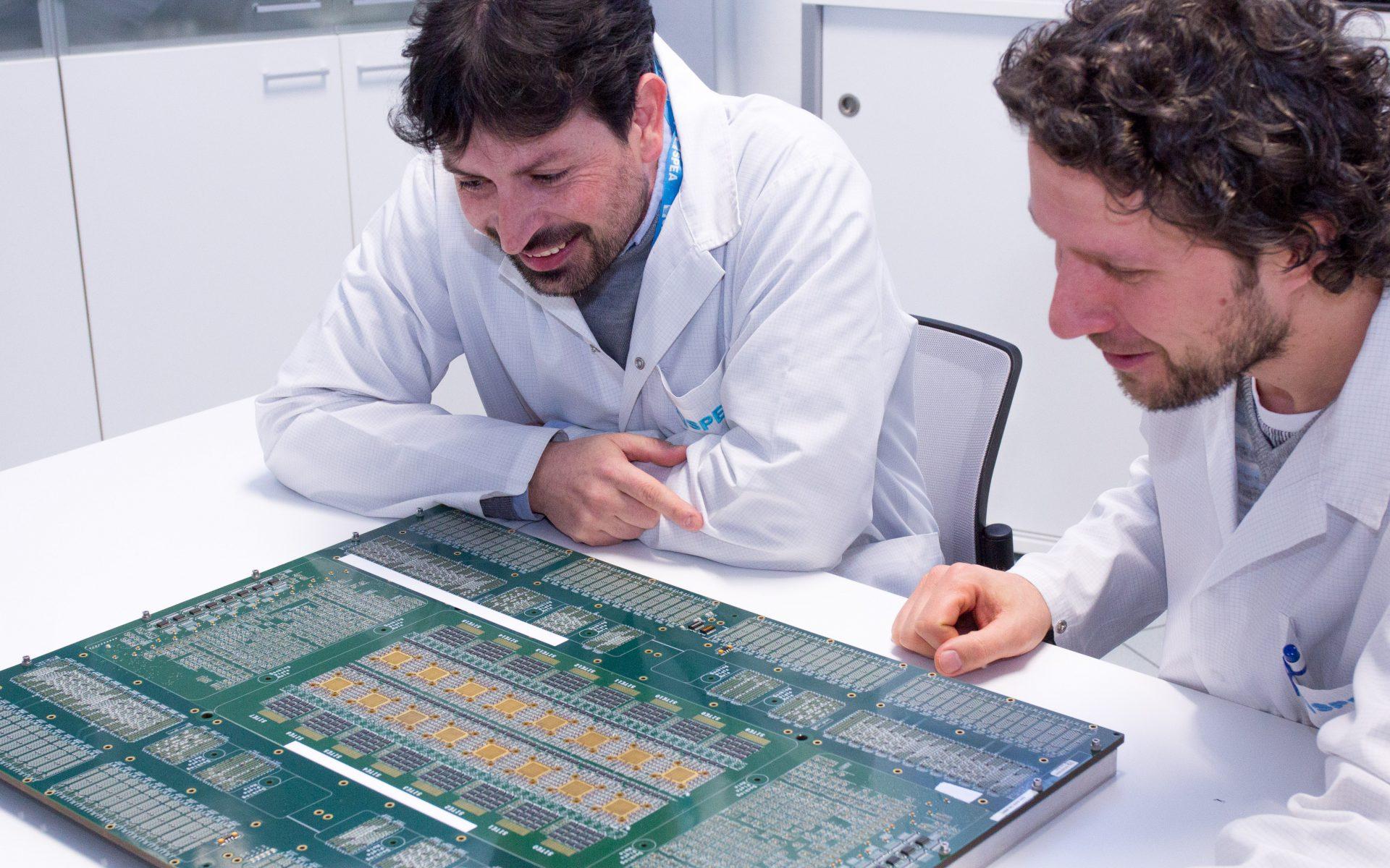 SPEA Automatic Test Equipment - Engineers