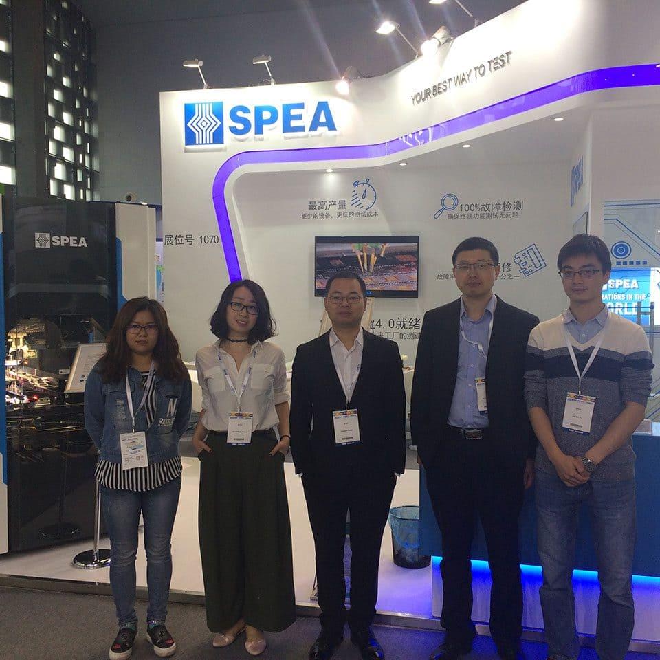 SPEA at Nepcon China Fair