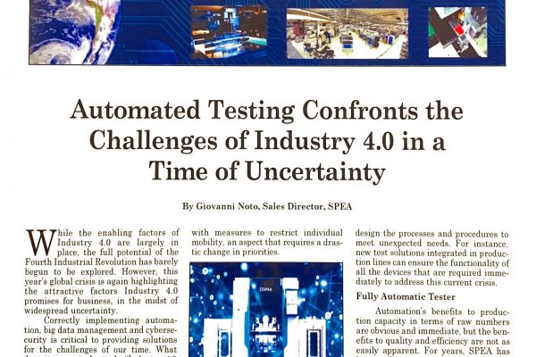 Automated Testing Confronts the Challenges of Industry in a Time of Uncertainty