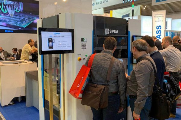 SPEA at Productronica