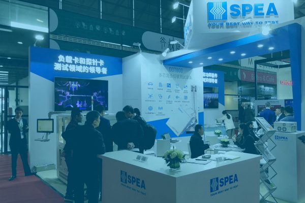 Semicon China - SPEA Booth