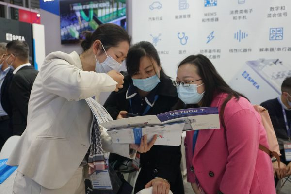 SPEA at Semicon China