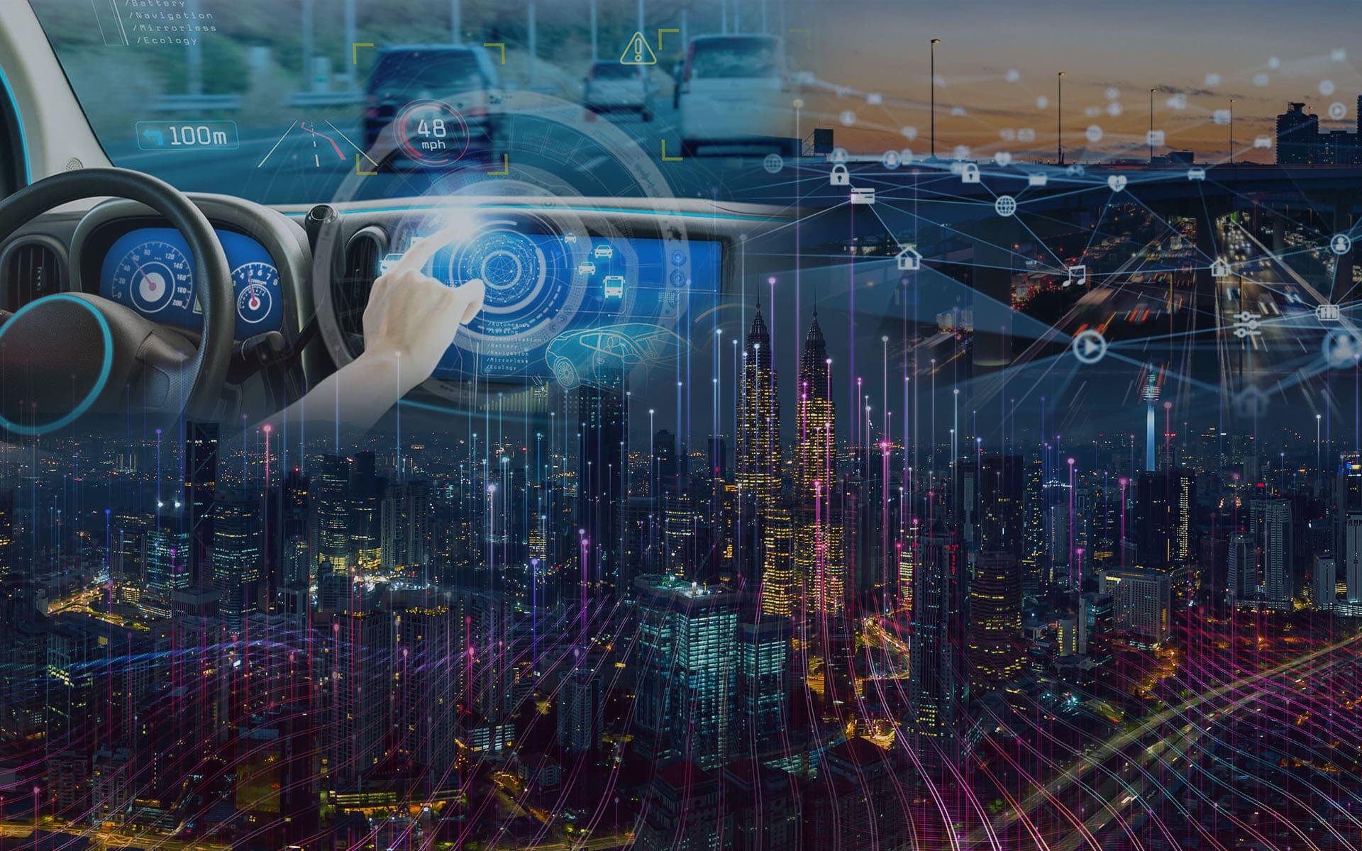 5G test mmWave Automotive Radar Testing - SPEA
