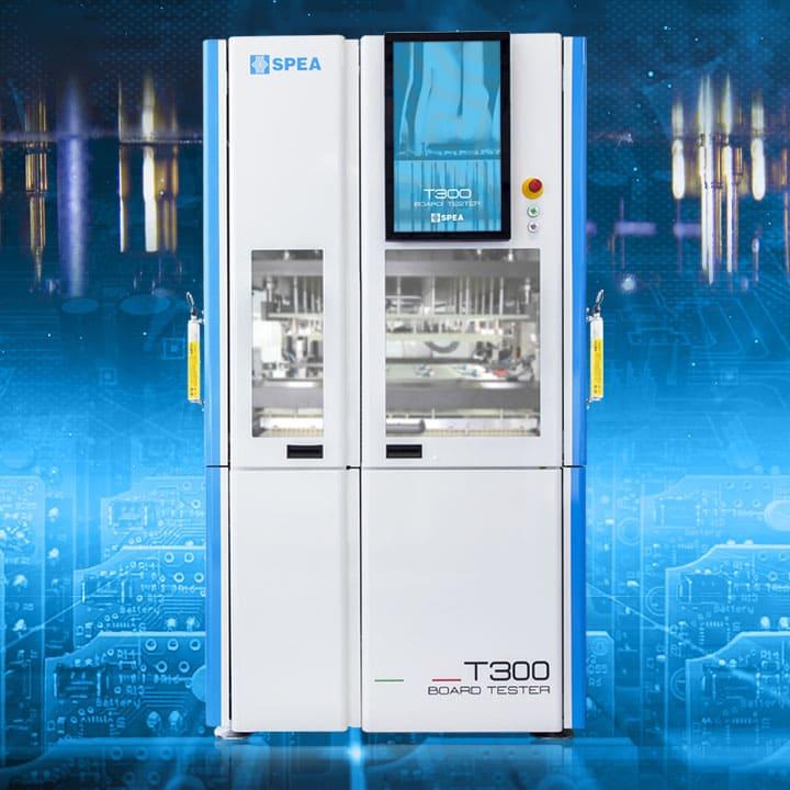 In-Circuit Tester - SPEA T300 - SPEA